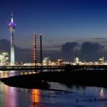 Düsseldorf die Perle am Rhein