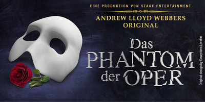 Phantom der Oper in Hamburg – rasanter Vorverkaufsstart