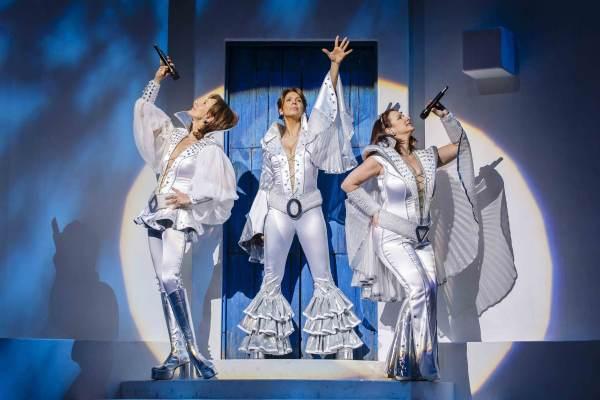 Mamma Mia Supertrouper © Stage Entertainment