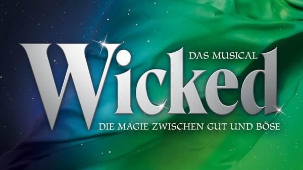 Tickets für WICKED in Hamburg © Stage Entertainment